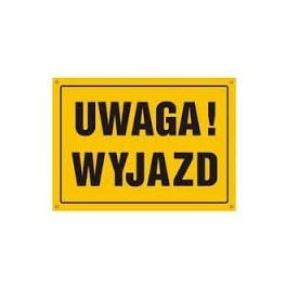 UWAGA! Wyjazd