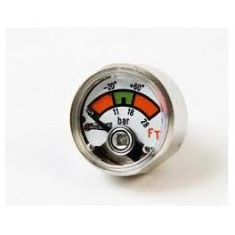 Manometr gaśnicy proszkowej - x -